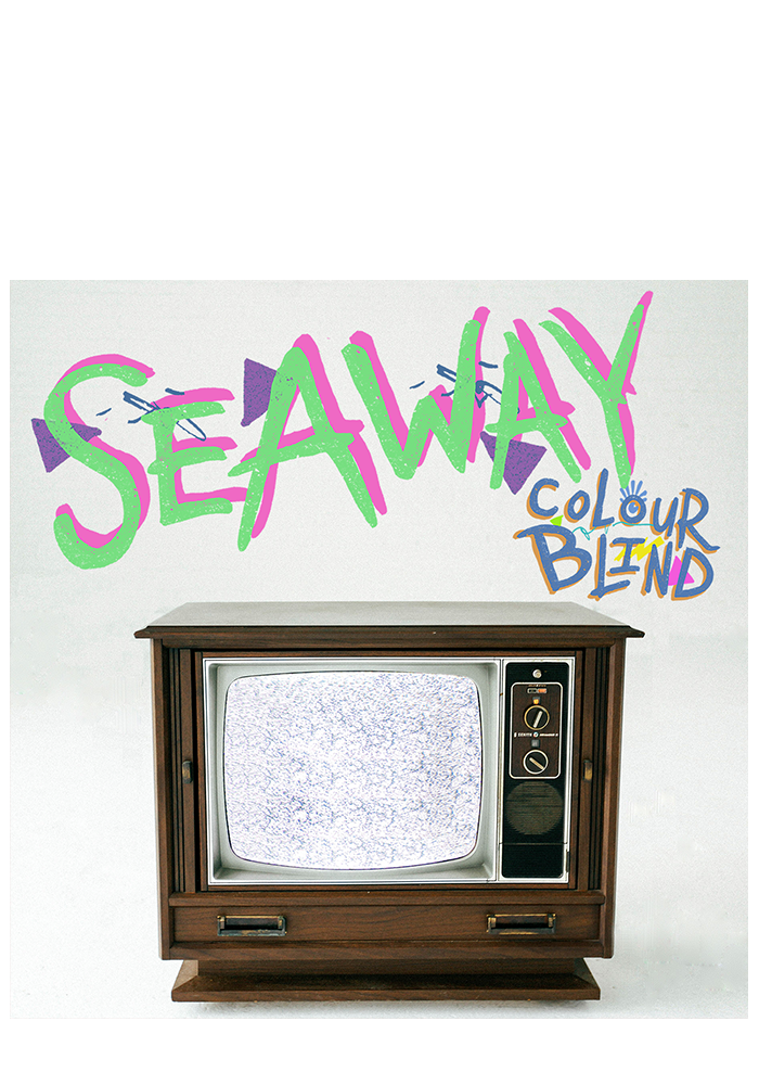 SEAWAY - Colour Blind (CD) - New Damage Records