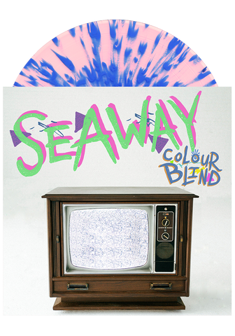 Seaway - Colour Blind (Splatter LP)