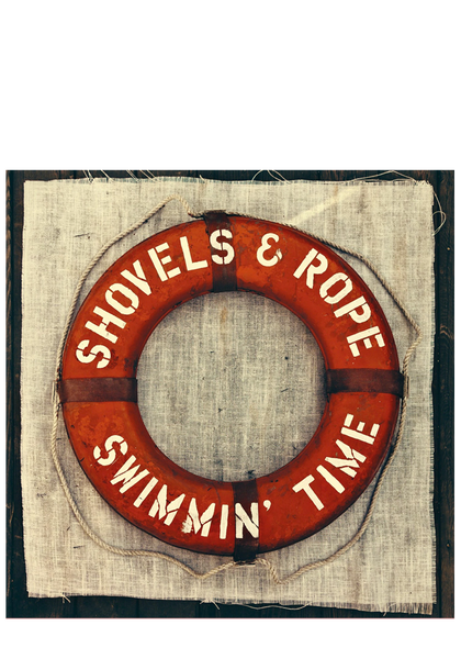 Shovels & Rope - Swimmin' Time (CD)