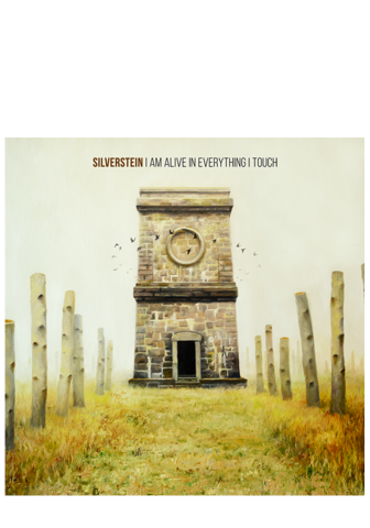 I Am Alive In Everything I Touch (CD)-Silverstein-Dine Alone Records