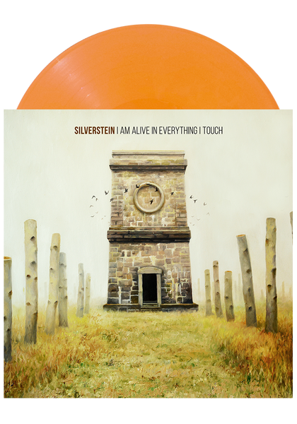 Silverstein - I Am Alive In Everything I Touch (Orange LP)