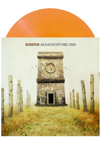SILVERSTEIN - I Am Alive In Everything I Touch (Orange LP) - New Damage Records