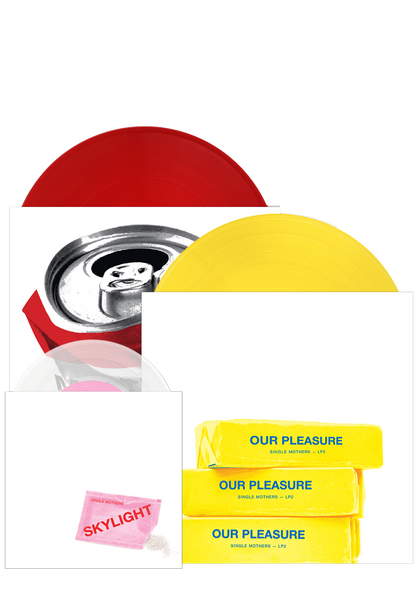 Our Pleasure (Vinyl Bundle)