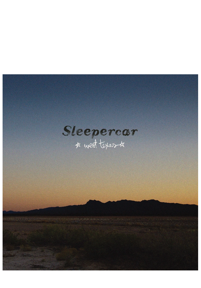 Sleepercar - West Texas (CD)