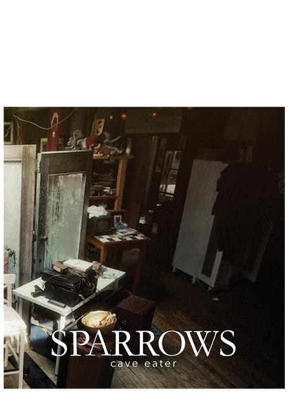 SPARROWS - Cave Eater (CD)