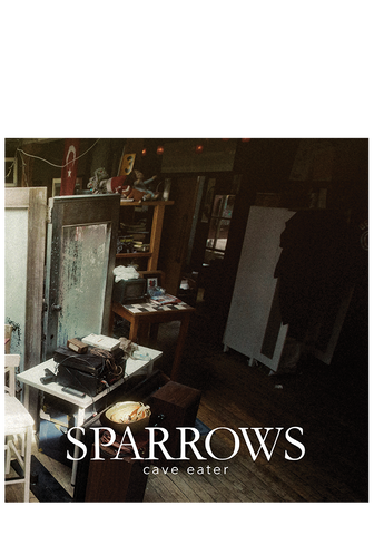 SPARROWS - Cave Eater (CD) - New Damage Records