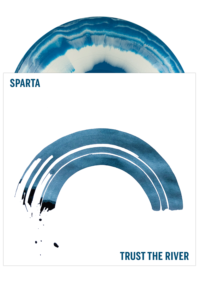 Sparta - Trust The River (Swirl LP)
