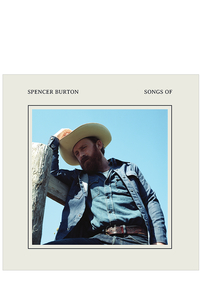 Songs Of (CD)-Spencer Burton-Dine Alone Records