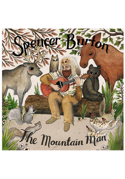 Spencer Burton - The Mountain Man (Bundle Box)