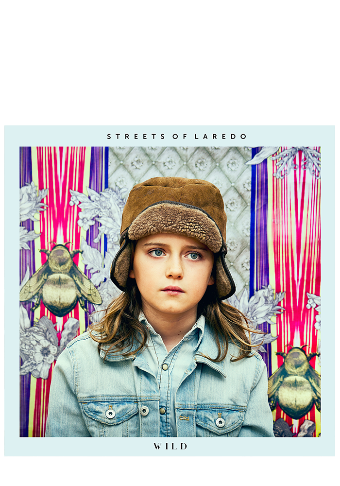 Streets Of Laredo - Wild (CD)