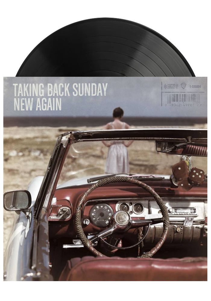Taking Back Sunday - New Again (LP)