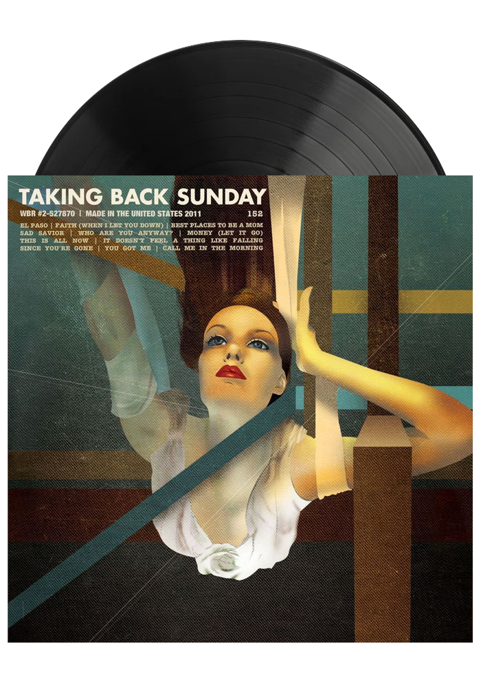 Taking Back Sunday - Taking Back Sunday (LP)