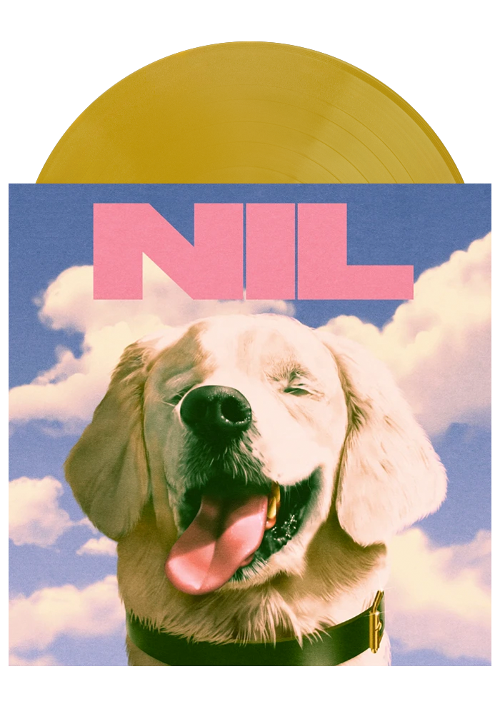 The Dirty Nil - Fuck Art (Gold LP) [PRE-ORDER]