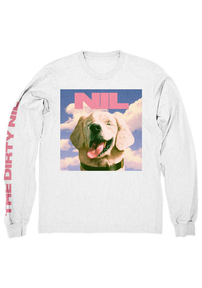 Fuck Art Longsleeve Shirt-The Dirty Nil-Dine Alone Records