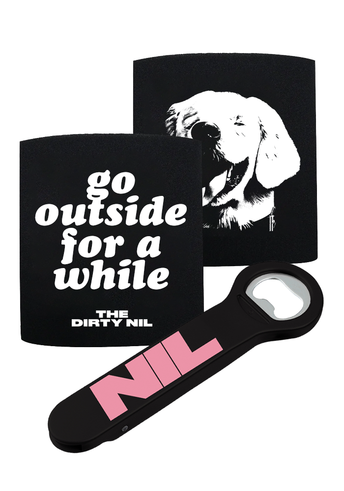 The Dirty Nil - One More And The Bill Bottle Opener & Koozie [PRE-ORDER]