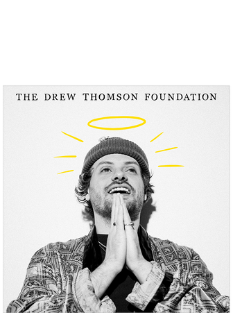 The Drew Thomson Foundation - The Drew Thomson Foundation (CD)