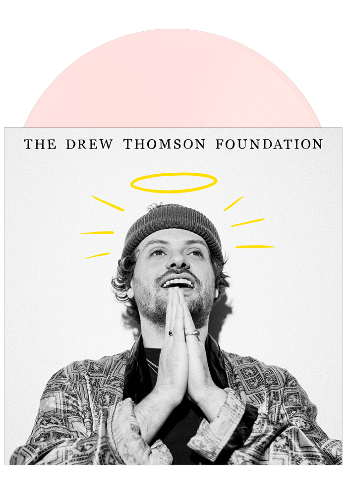The Drew Thomson Foundation - The Drew Thomson Foundation (Pink LP)