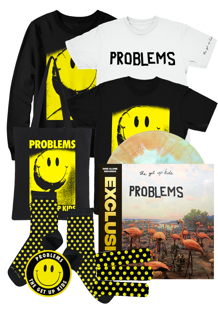 The Get Up Kids - Problems (Mega Bundle)