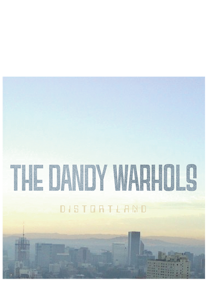 The Dandy Warhols - Distortland (CD)