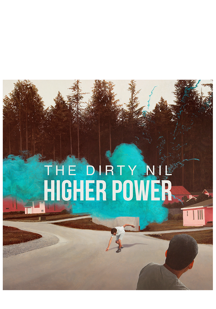 The Dirty Nil - Higher Power (CD)