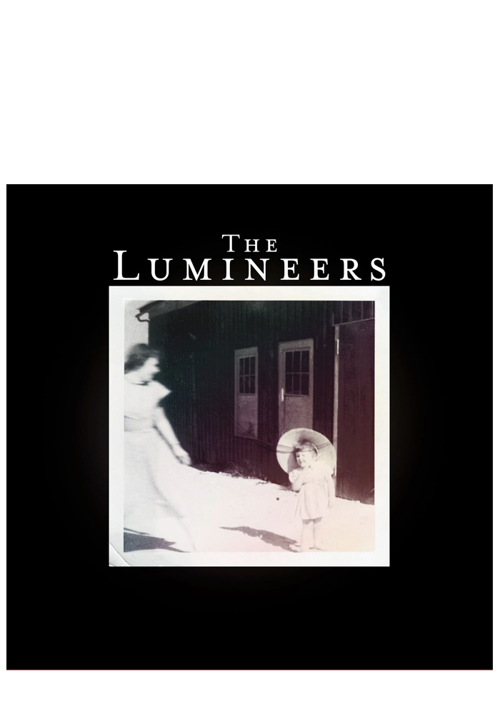 The Lumineers (CD)-The Lumineers-Dine Alone Records
