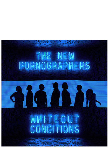 The New Pornographers - Whiteout Conditions (CD)