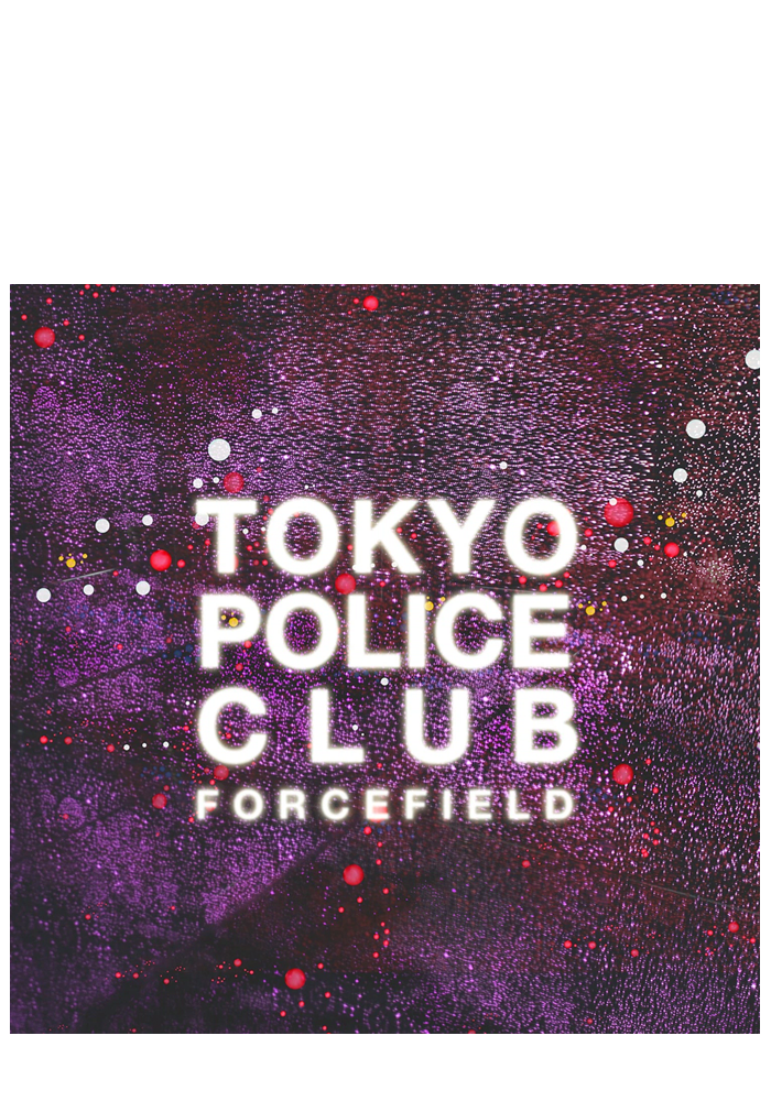 Tokyo Police Club - Forcefield (CD)