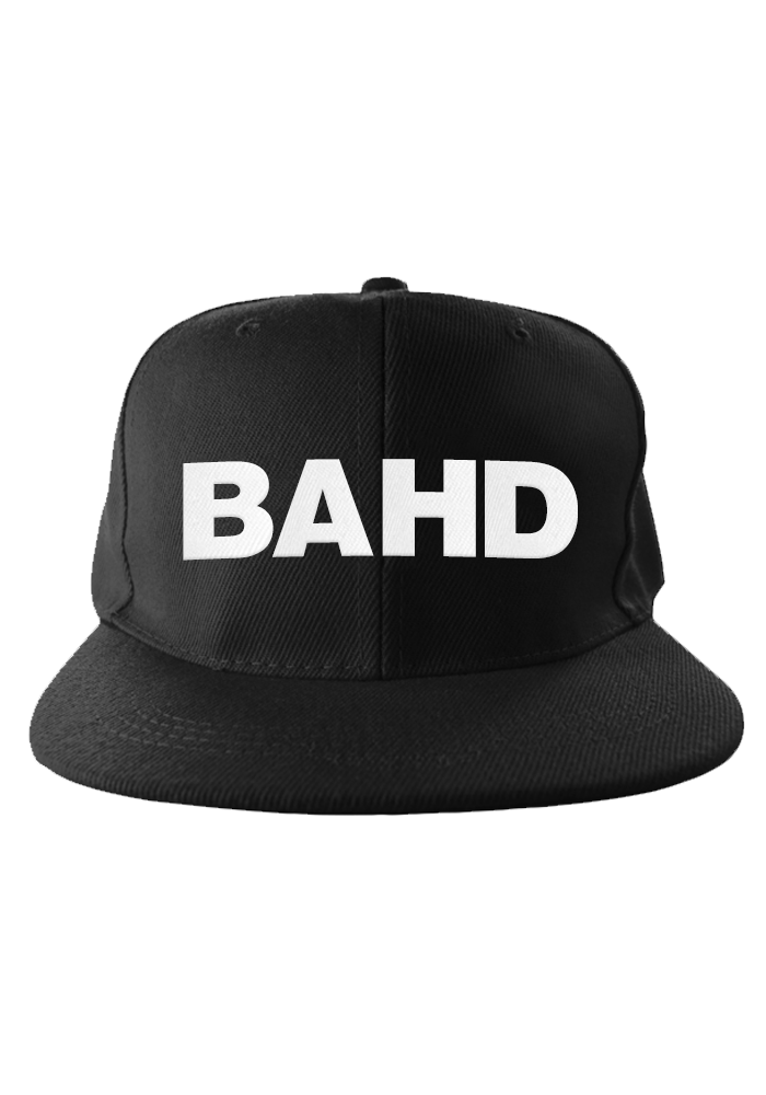 Bahd Snap Back Hat