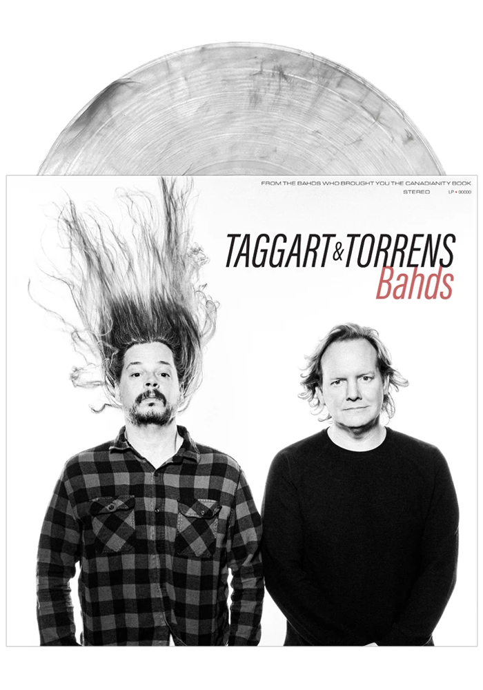 Taggart & Torrens - Bahds (Clear w/ Black Smoke LP)