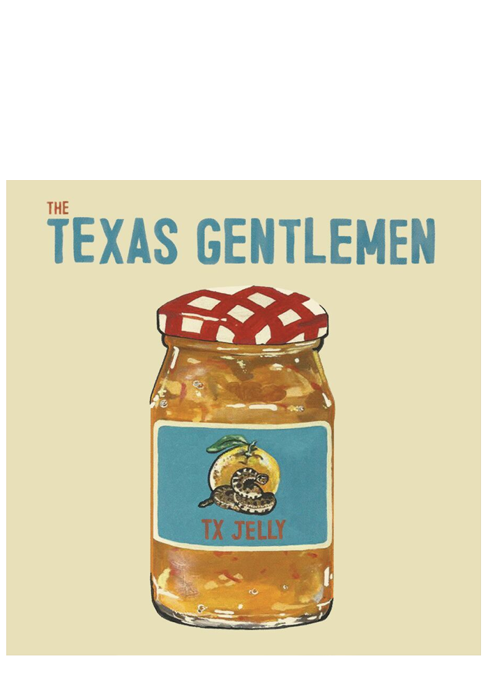 The Texas Gentlemen - TX Jelly (CD)