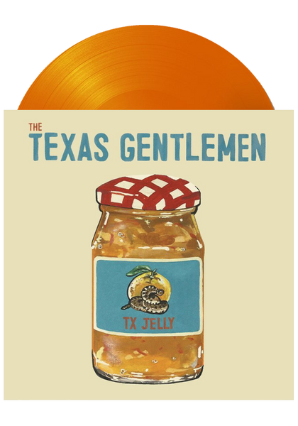 The Texas Gentlemen - TX Jelly (LP)