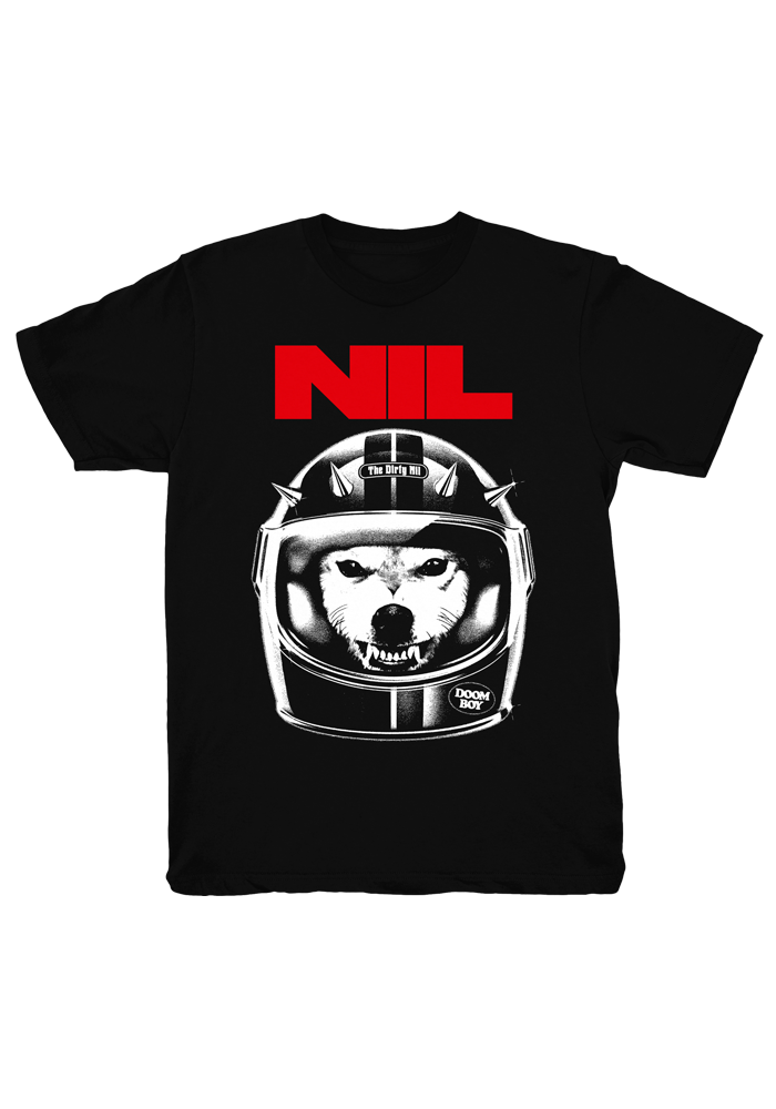 Doom Boy T-Shirt-The Dirty Nil-Dine Alone Records