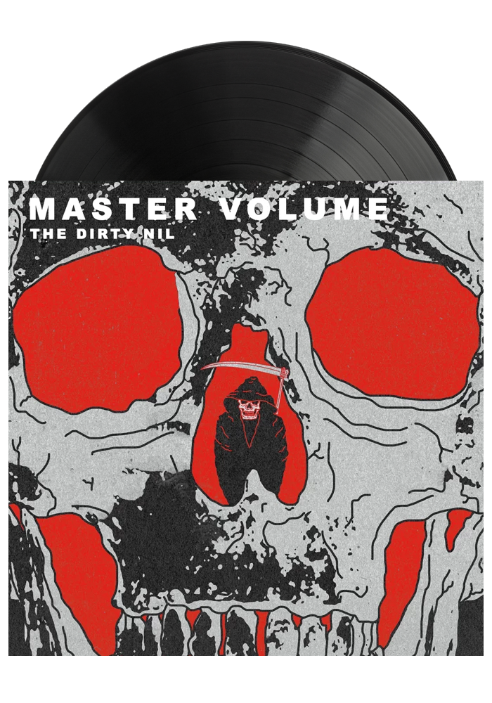 Master Volume (LP)-The Dirty Nil-Dine Alone Records
