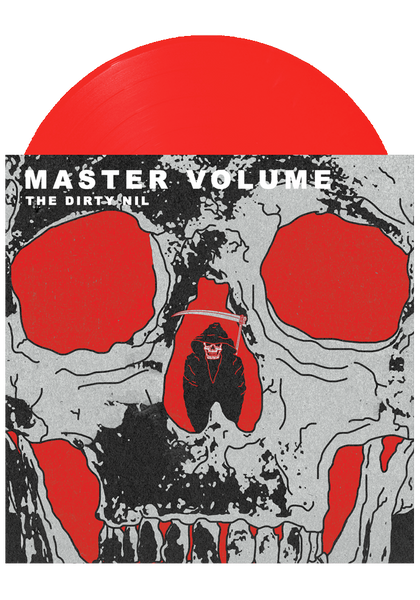 The Dirty Nil - Master Volume (Red LP)