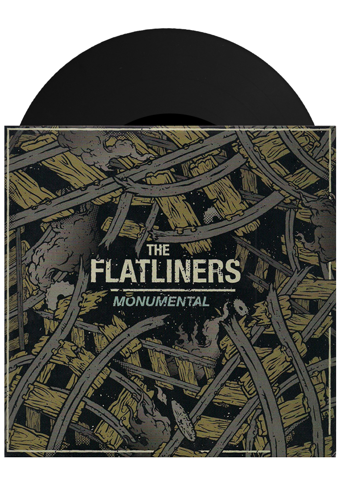 "The Flatliners - Monumental (7"")"