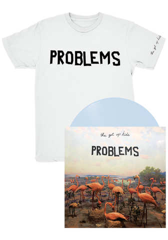 The Get Up Kids - Problems (LP + Problems Shirt Bundle)