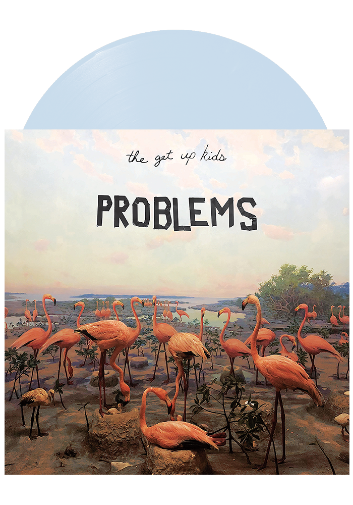 The Get Up Kids - Problems (Blue LP)