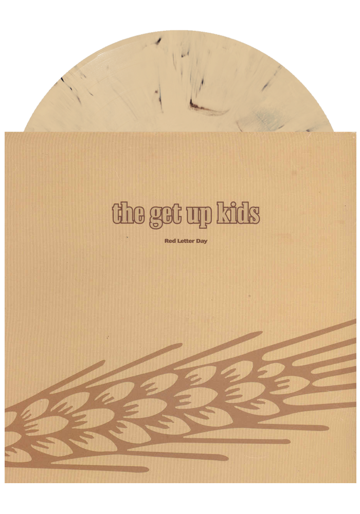 "The Get Up Kids - Red Letter Day (10"")"