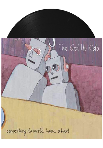 The Get Up Kids - Something To Write Home About (LP)
