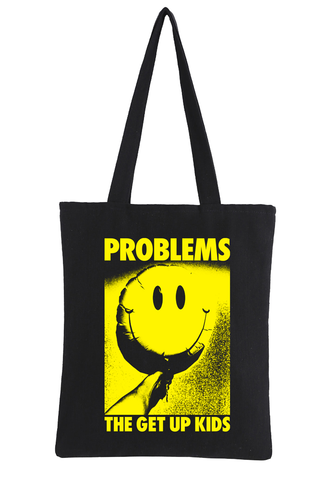 The Get Up Kids - Problems Tote Bag
