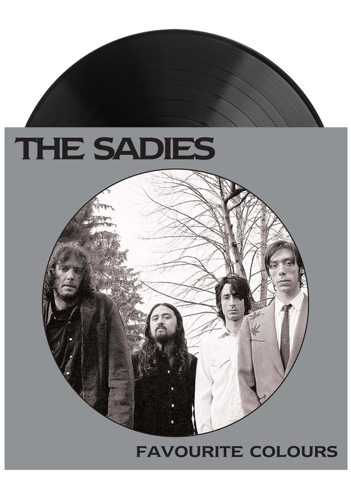 The Sadies - Favourite Colours (LP)