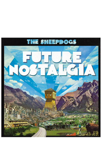 The Sheepdogs - Future Nostalgia (CD)