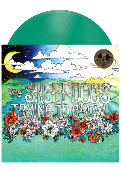 The Sheepdogs - Trying To Grow (Green LP - RSD2018)