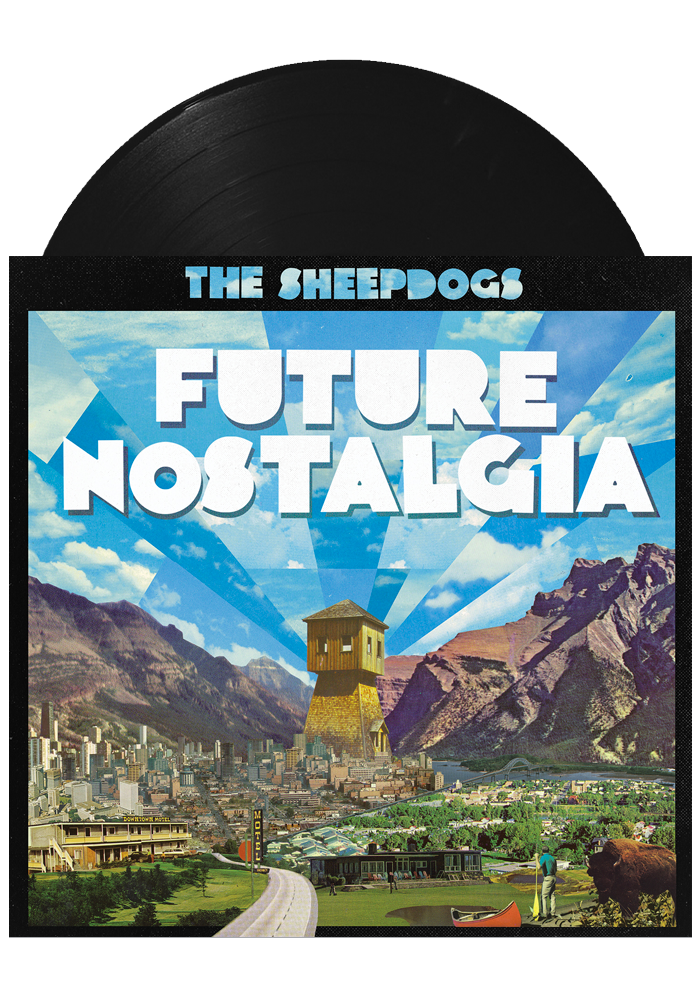 The Sheepdogs - Future Nostalgia (2LP)