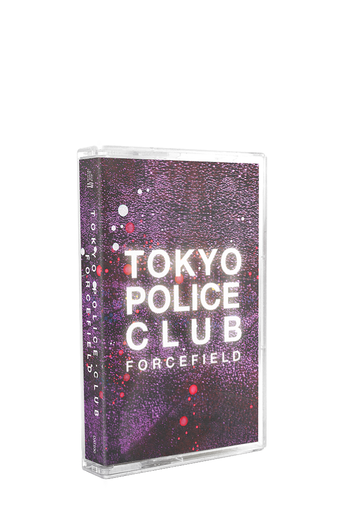 Tokyo Police Club - Forcefield (CS)