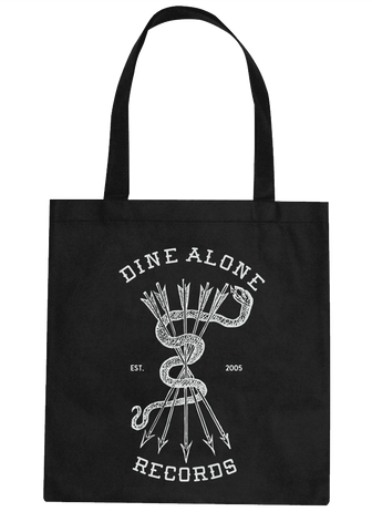 Canvas LP Tote Bag
