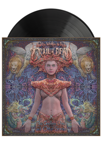 ...And You Will Know Us By The Trail Of Dead - X: The Godless Void And Other Stories (LP)