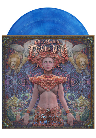 ...And You Will Know Us By The Trail Of Dead - X: The Godless Void And Other Stories (Blue Marble LP)