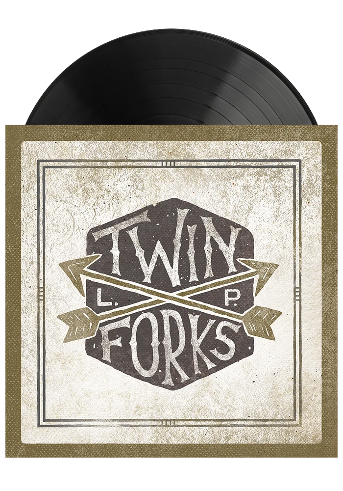 Twin Forks - Twin Forks (LP)
