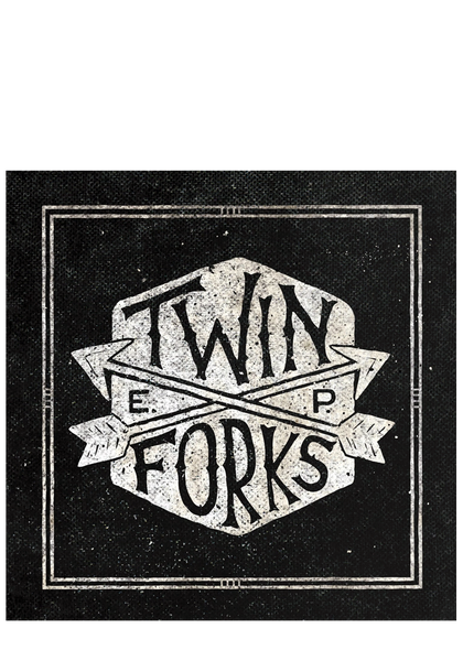 Twin Forks - Twin Forks EP (CD)
